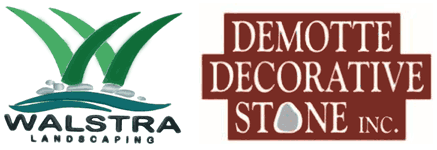 DeMotte Decorative Stone | Walstra Landscaping